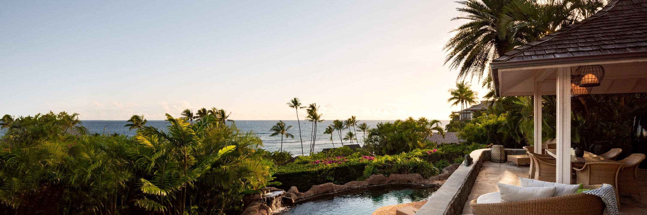 Luxury rentals in O'ahu