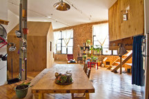A Cabin in a Loft in Brooklyn is one of Airbnb's Top 40