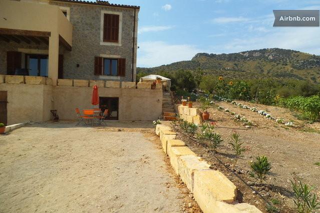 Sant lloren des cardassar vacation rentals short term - Casas rusticas mallorca ...