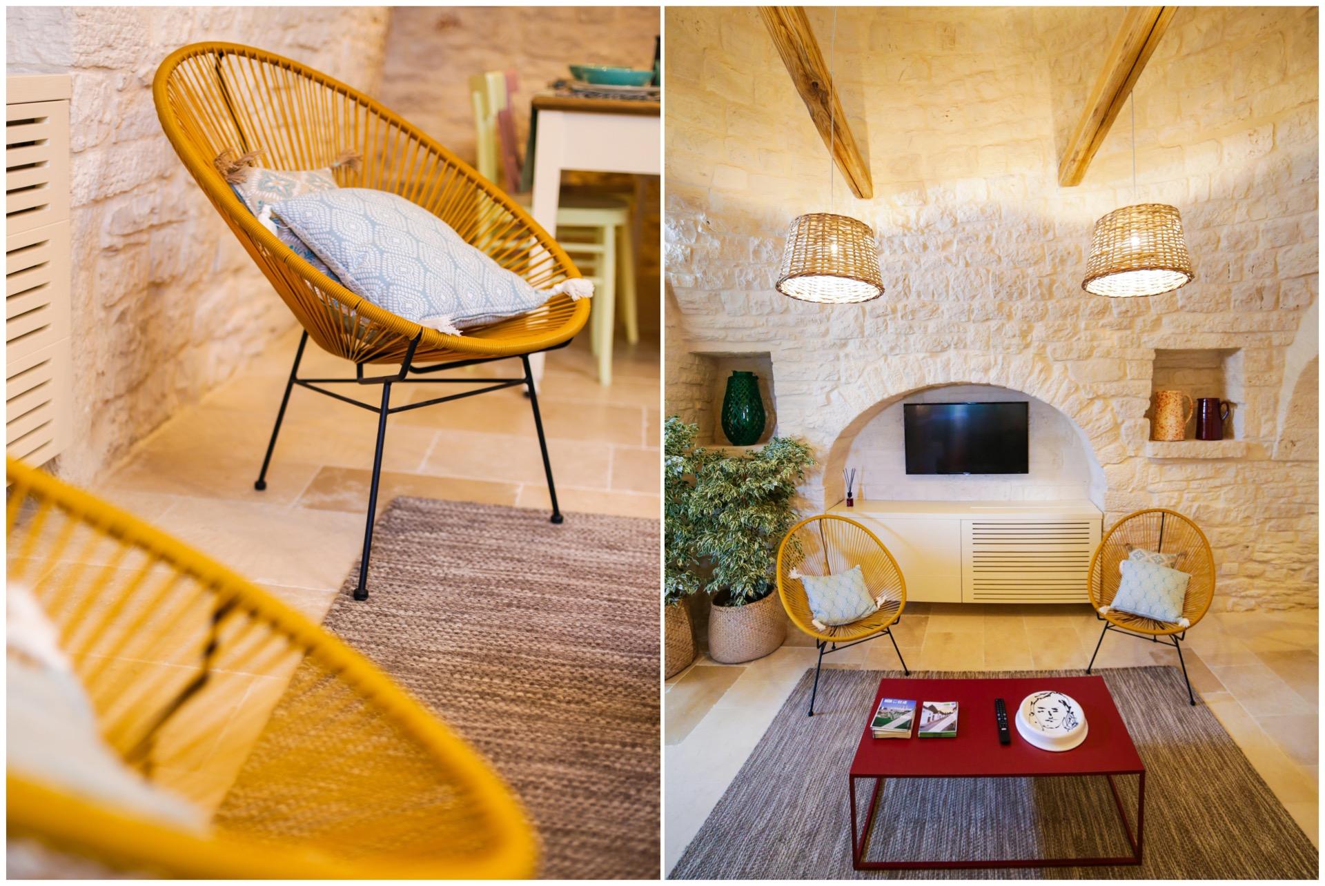 Hermanas Relais - trulli luxury - Trulli (Italia) in ...