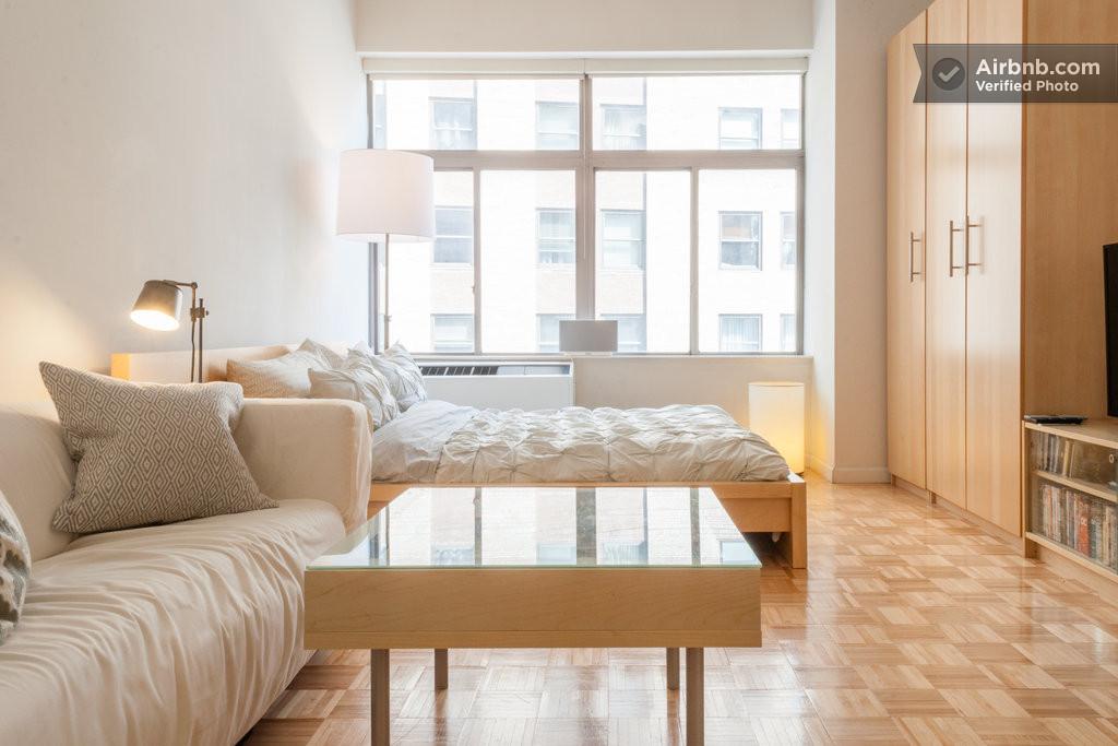 Financial District Luxury Loft Pixel