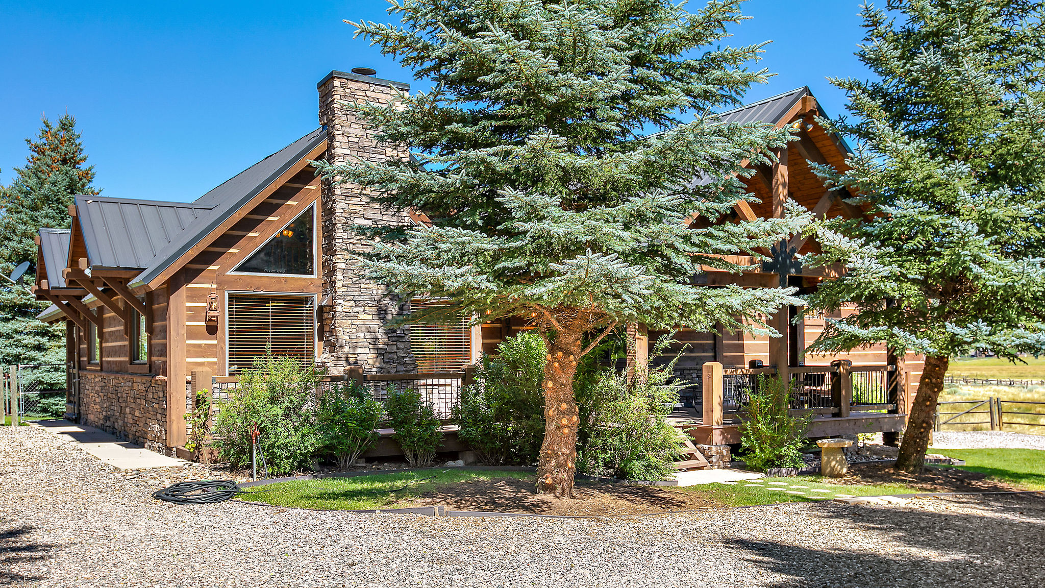 Pine Meadows in the Mountains - Cabins for Rent in Pine ...