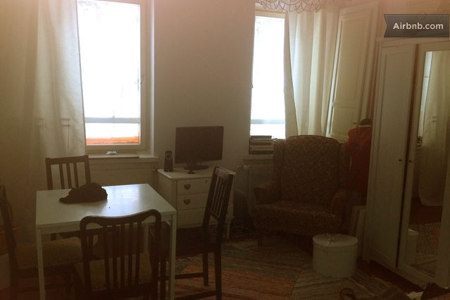 Small but cozy studio apartment. in Helsinki