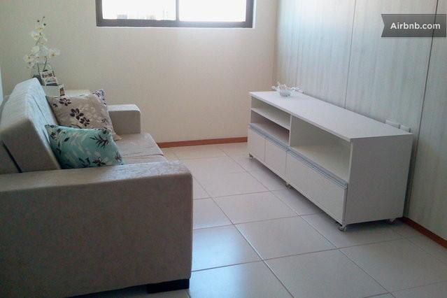 Maceió Vacation Rentals & Short Term Rentals Airbnb ~ Quarto Sala Moderno