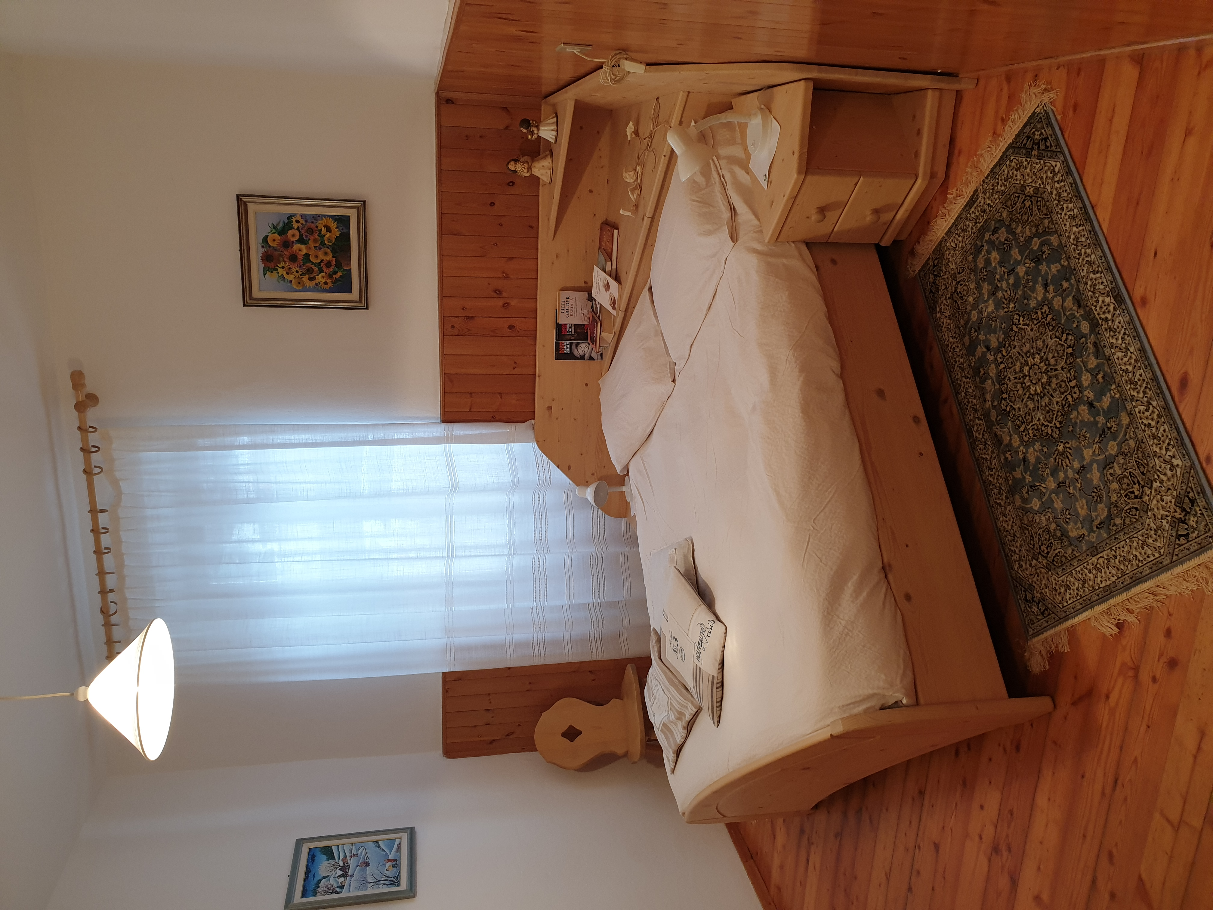 Mobili In Legno Massiccio Trentino bed & breakfast la betulla - bed and breakfasts for rent in