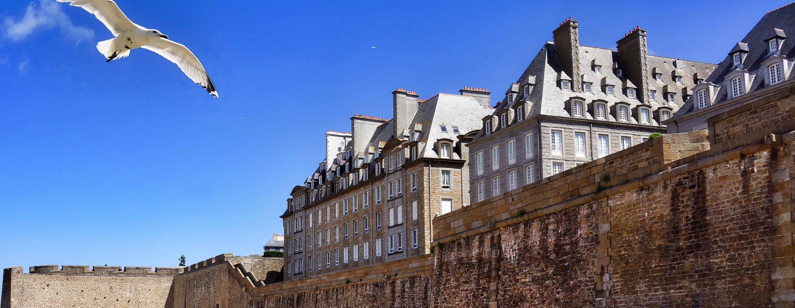 Vacation rentals in Saint-Malo