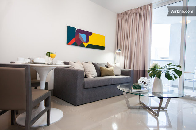 new and modern 1 bedroom apartment in miami