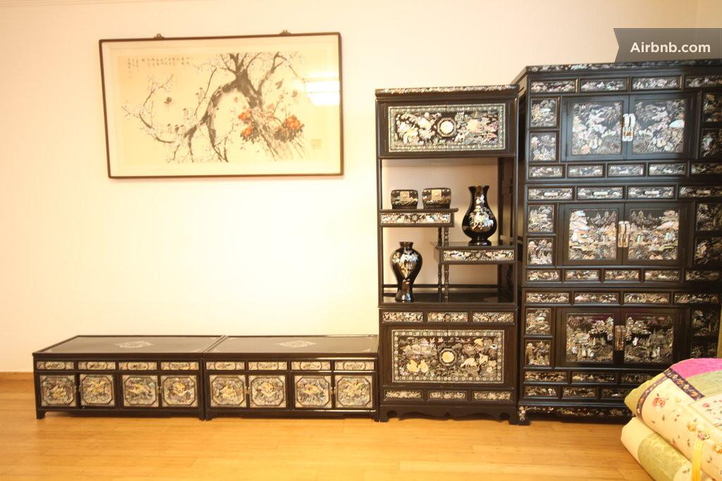 Family Room Korean Style Ondol In Jongno Gu