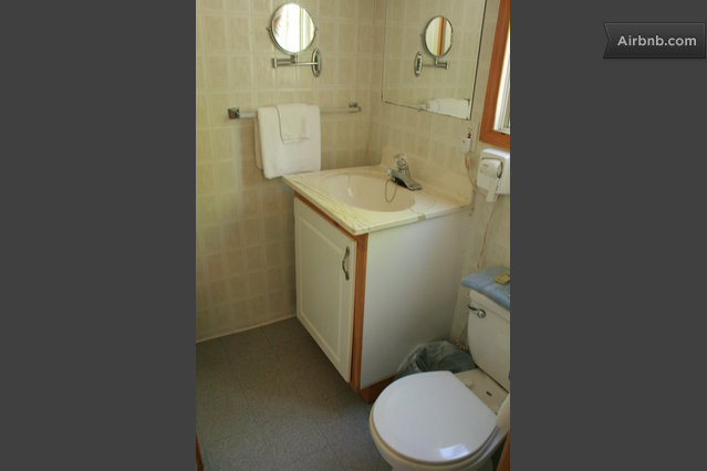 Chalet lac spa wifi satellite in saint augustin de for Decoration douche et toilette