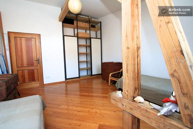Beautiful Attic Floor Dwelling In Munich