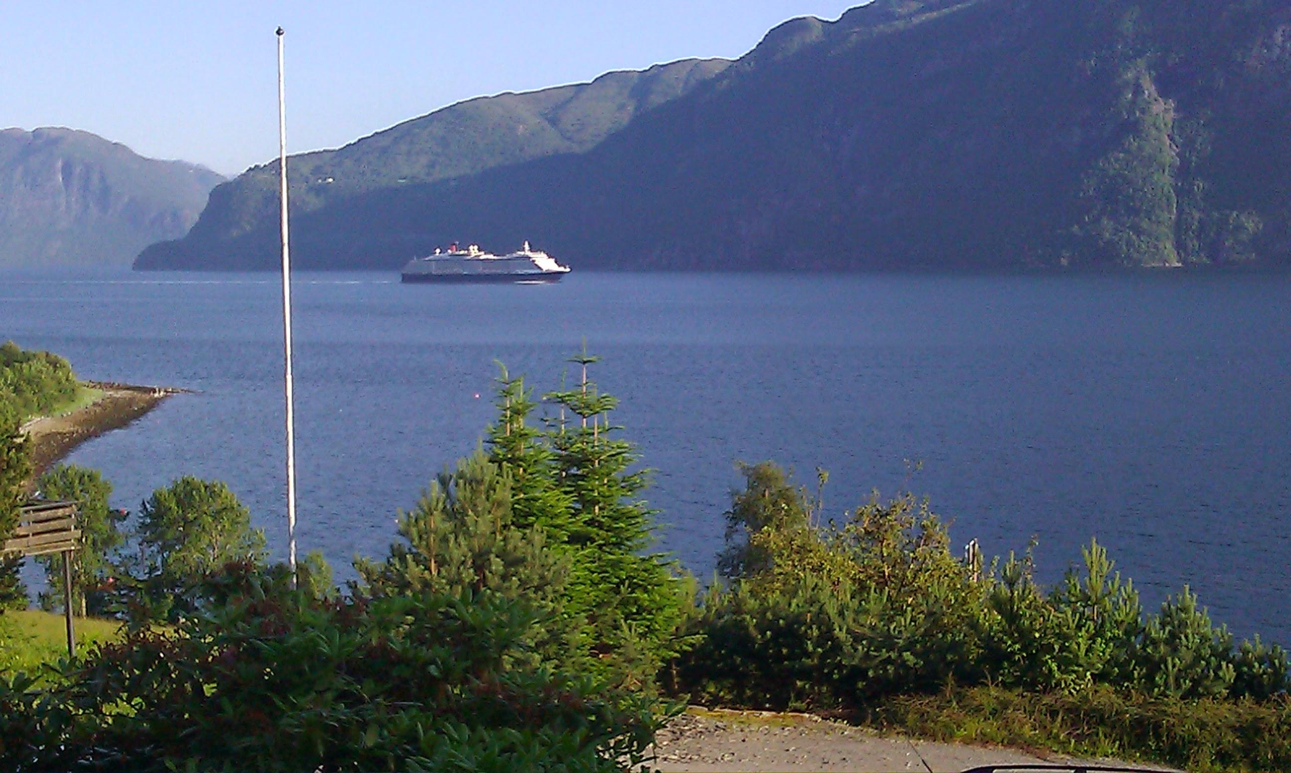 Norwegian Nautical Charts No. Storfjorden. Indre del, Sjoholt - Geiranger