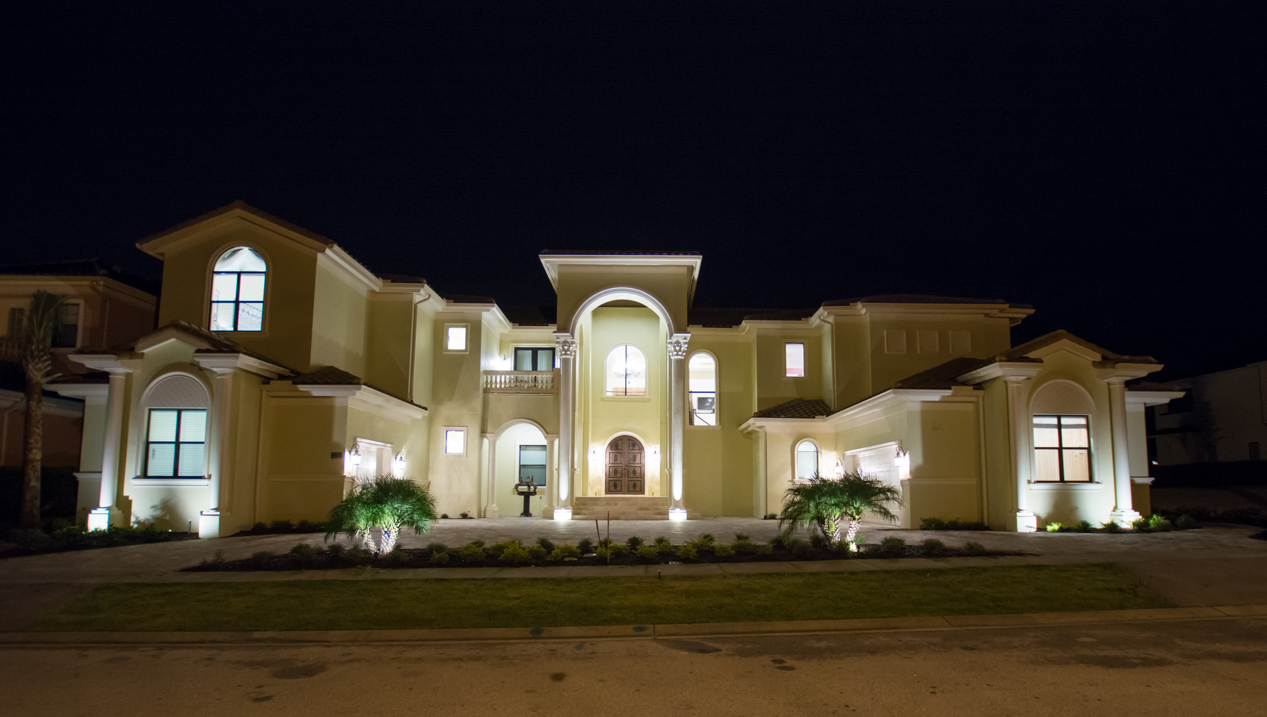 Luxurious 12 Bed Reunion Resort Home Sleeps 40 Villas For Rent In Reunion Florida United States
