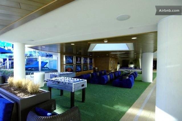 Cosmopolitan terrace suite strip vw in las vegas for Terrace suite cosmopolitan