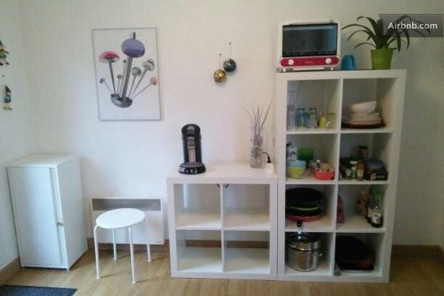 studio terrasse strasbourg centre in strasbourg. Black Bedroom Furniture Sets. Home Design Ideas