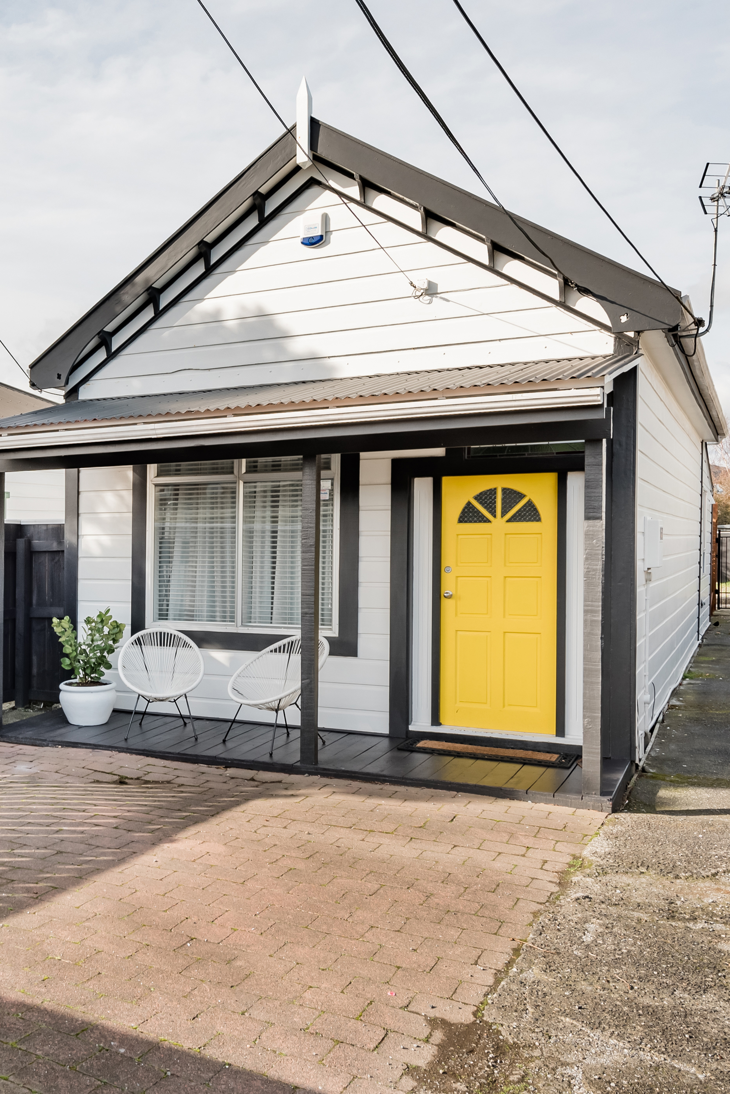 Heritage Listed Cottage In The Heart Of Petone Houses For Rent In Lower Hutt Wellington New Zealand