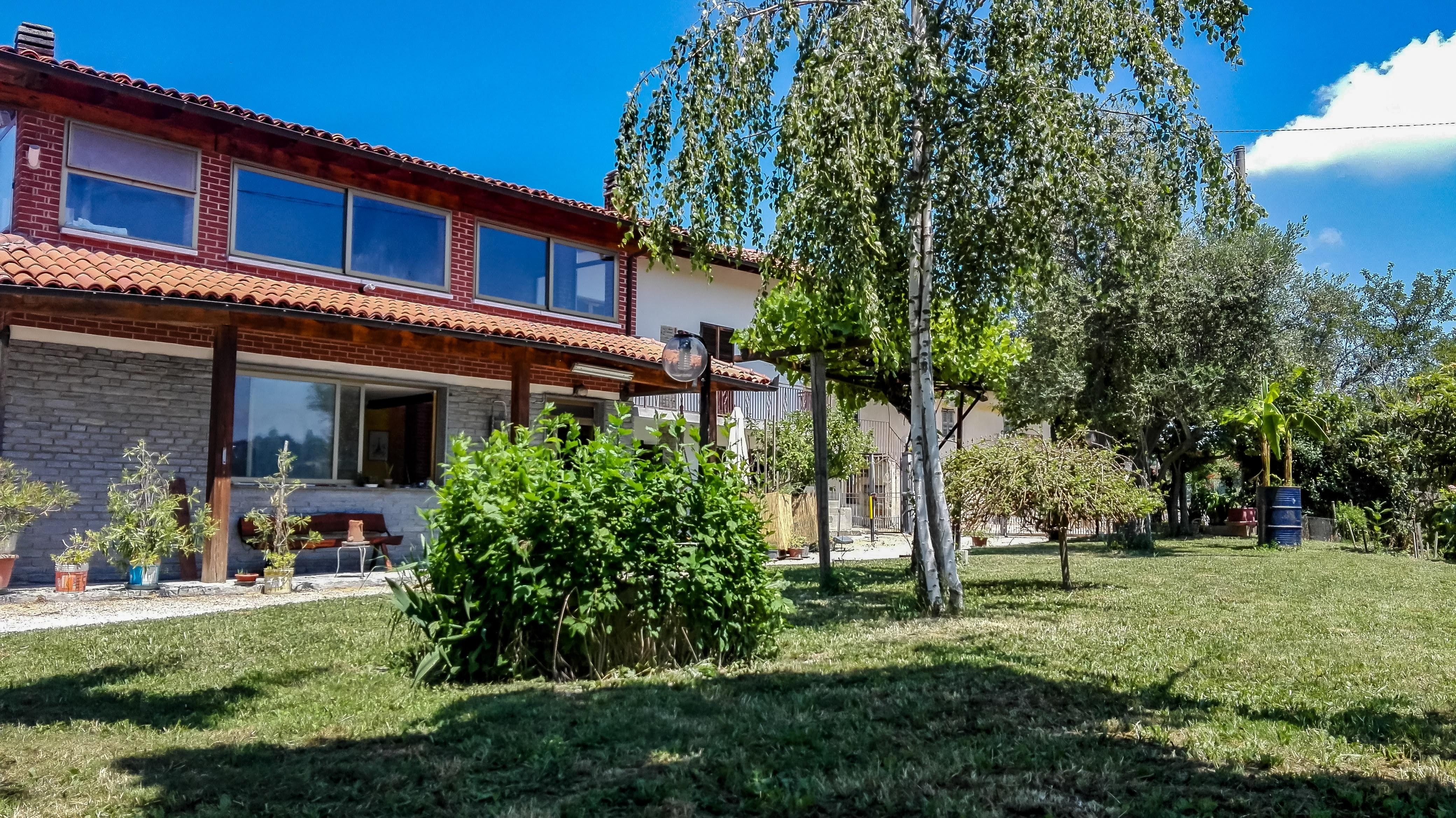 La Veranda Di Campagna casa belvedere - houses for rent in dogliani, piemonte, italy