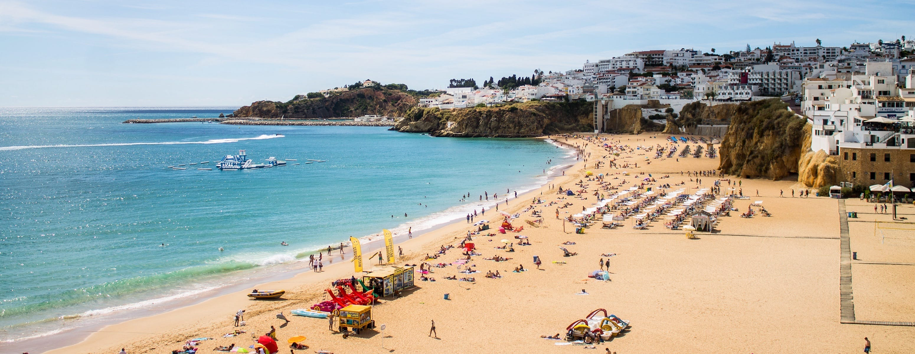 Vacation rentals in Praia da Rocha