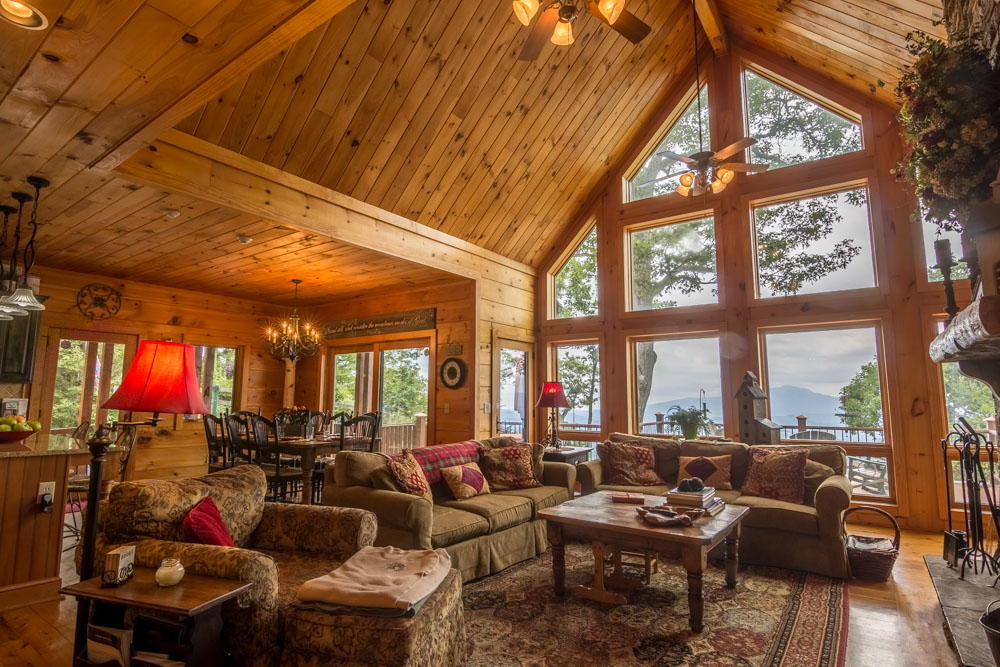 Innspiration Boone Home With Hot Tub 4 King Beds Fenced Yard Great Views Cabins For Rent In Boone North Carolina United States