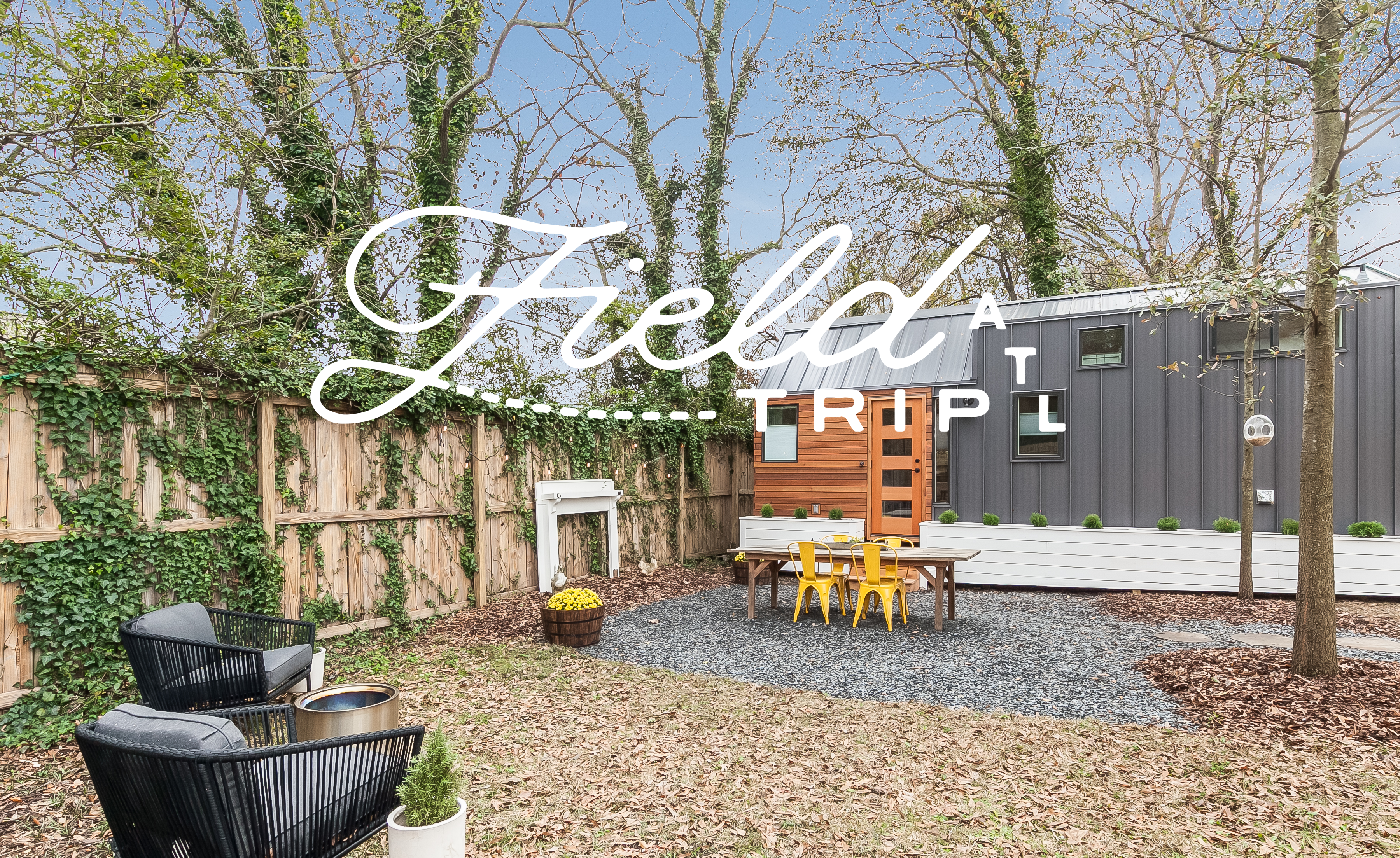 Unique Modern Tiny House 2br 1ba Tiny Houses For Rent In Atlanta