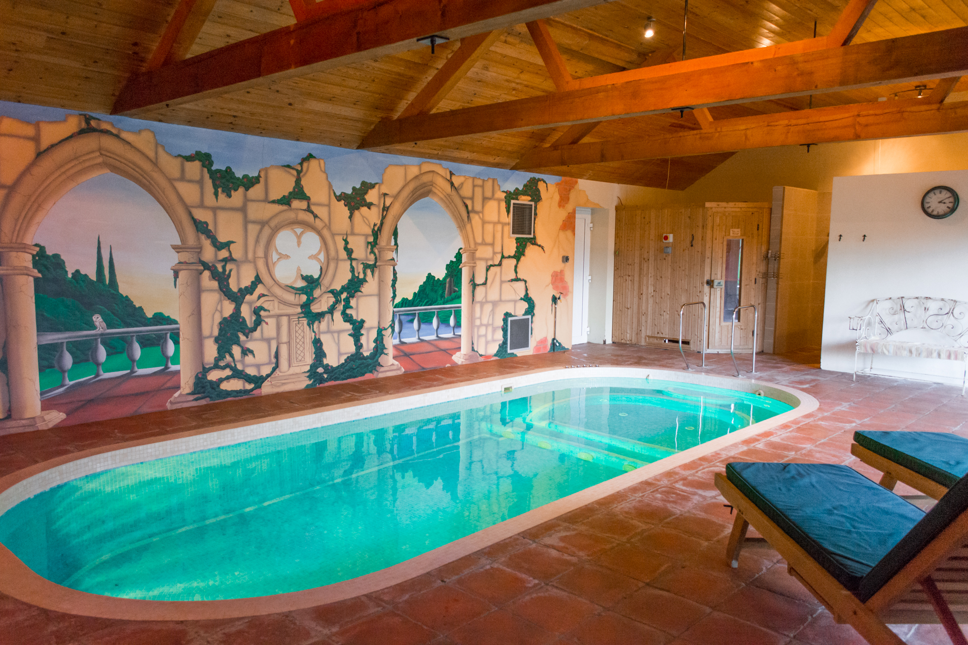 Luxury Holiday Home With Indoor Pool Sauna Gym Houses For Rent In Witton Bridge England United Kingdom