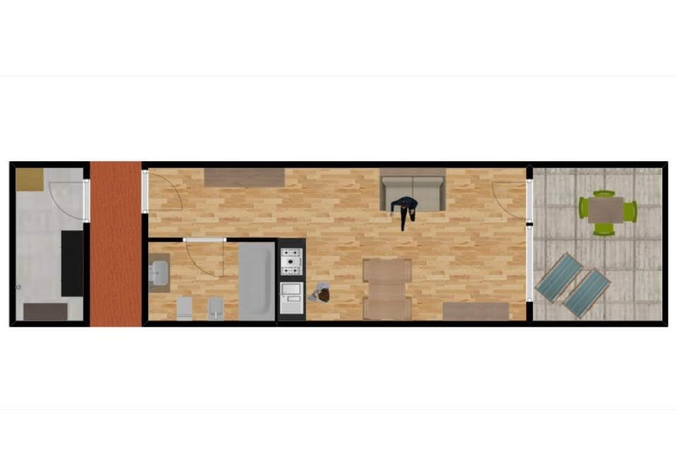 Letti A Castello Di Violetta.Violetta Ciel Bleu Residence Pila Apartments For Rent In