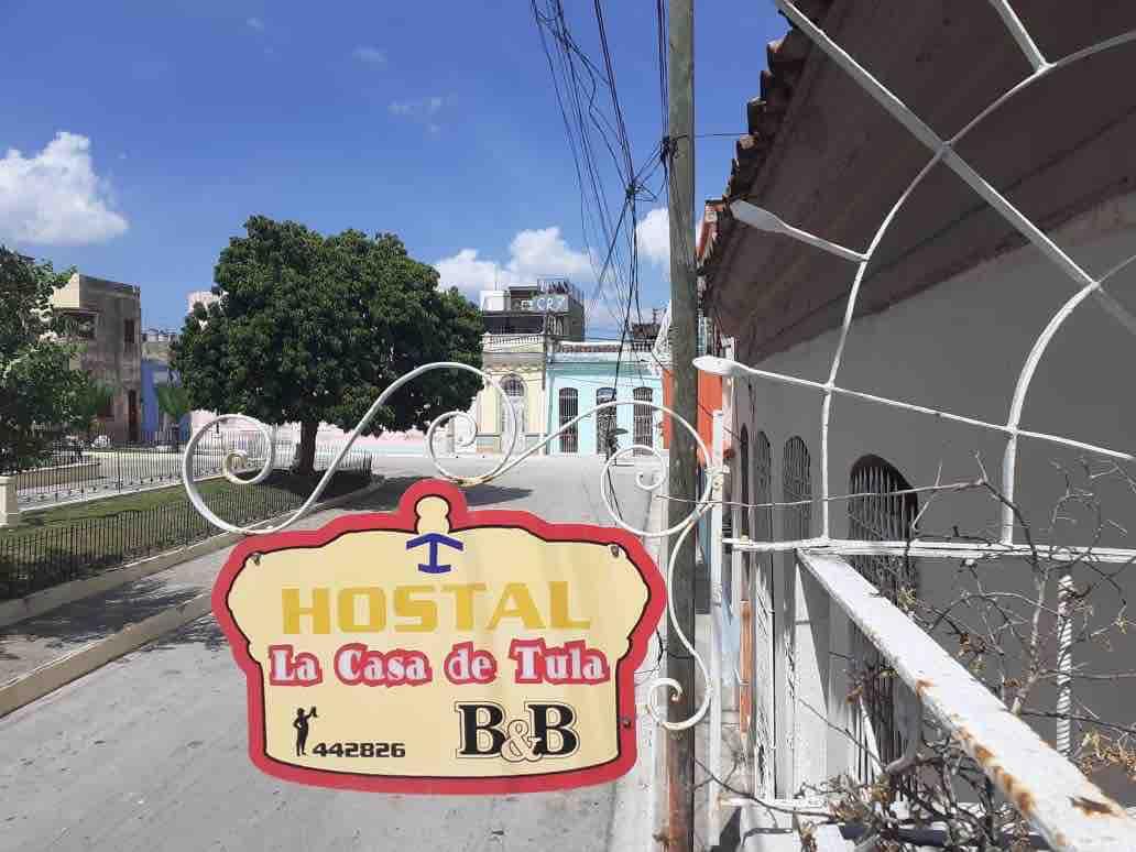 Tula S House Room 1 Bed And Breakfasts En Renta En Santa Clara Villa Clara Cuba