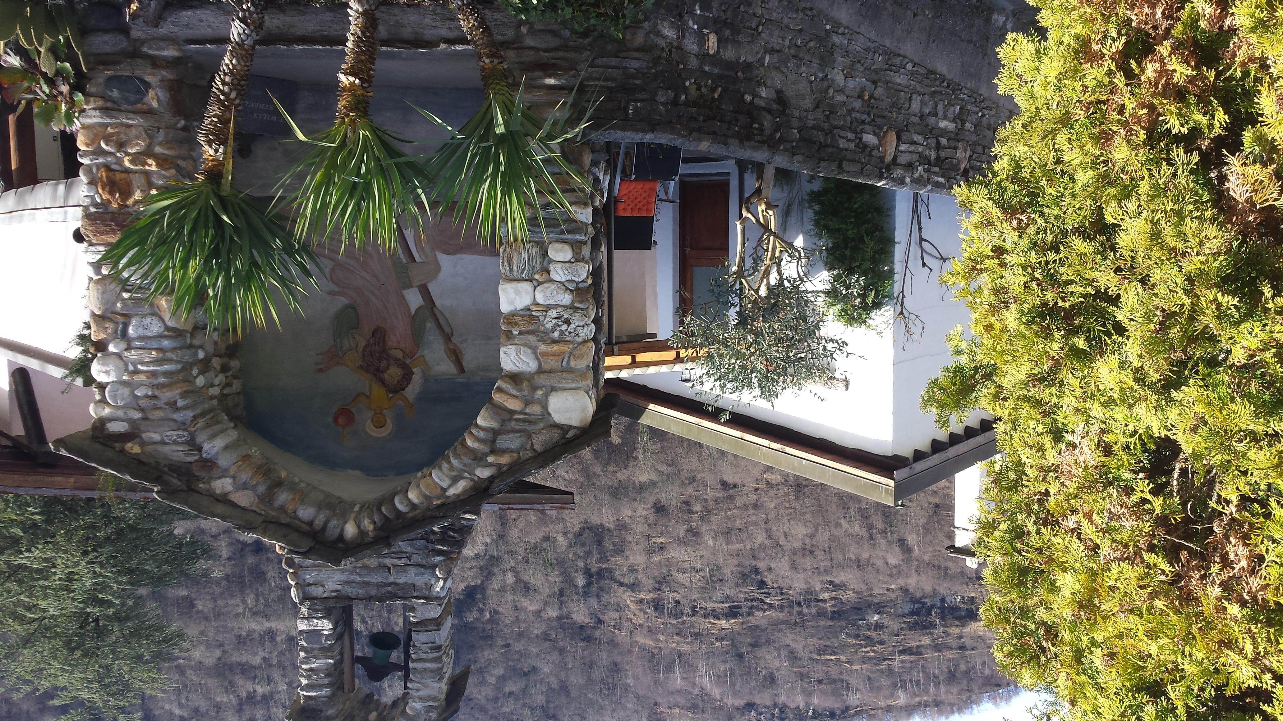 Casa San Cristoforo Atelier Cabins For Rent In Maggia Ticino Switzerland