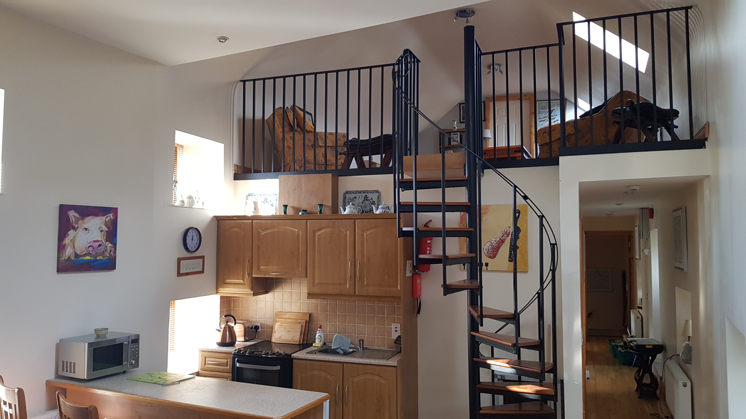 3 Bedroom Loft Apartment Apartments For Rent In Banagher Ireland