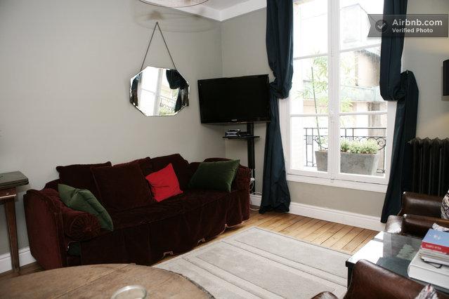 55m2 arty paris montparnasse 6th in paris. Black Bedroom Furniture Sets. Home Design Ideas