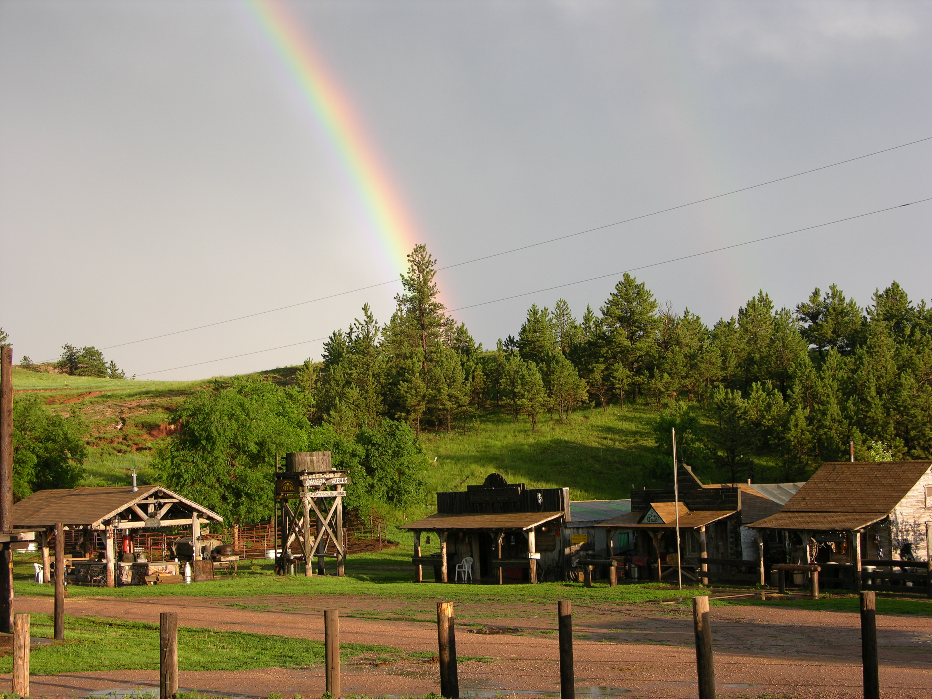 Horse Lovers Black Hills Bunkhouse Cabins For Rent In Hot Springs South Dakota United States