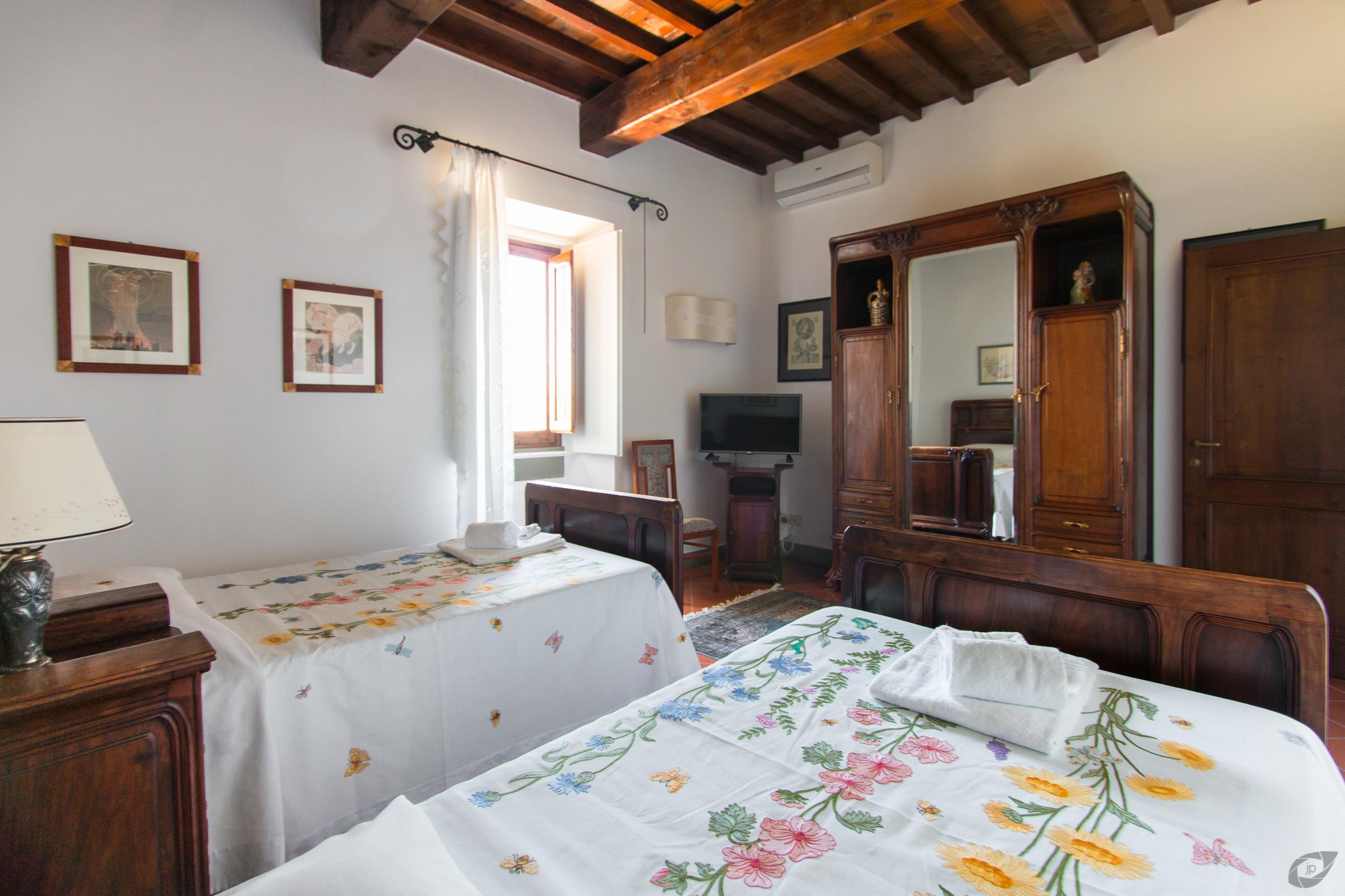 Foto Bagni Stile Country villa la torricella - villas for rent in bagno a ripoli