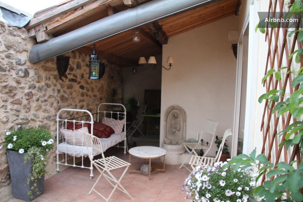 La maison sur la place 2 pers in ceyras - La maison sur la place ...