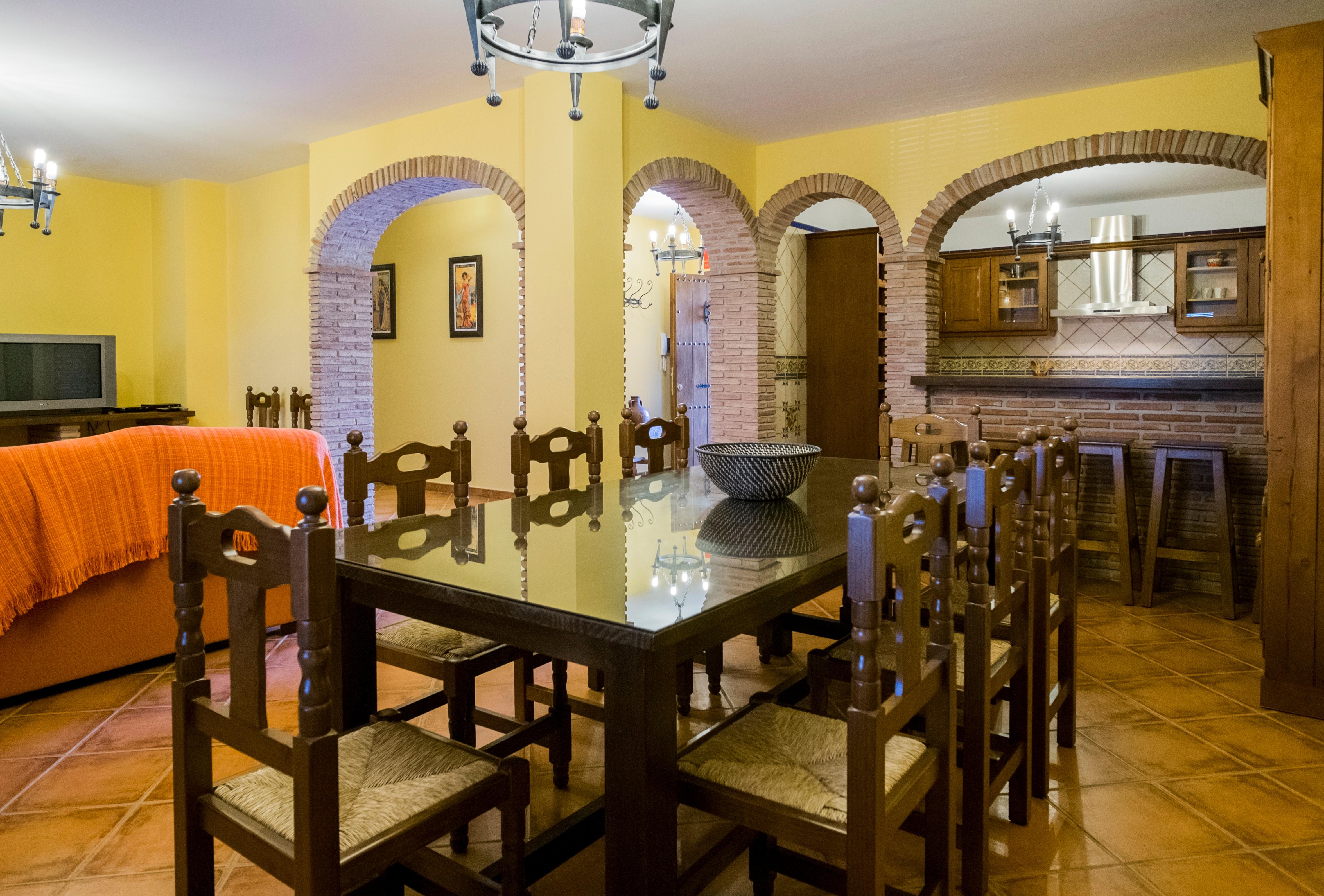 Casa Rural La Solana De Domingo Cottages For Rent In Viñuela Andalucía Spain