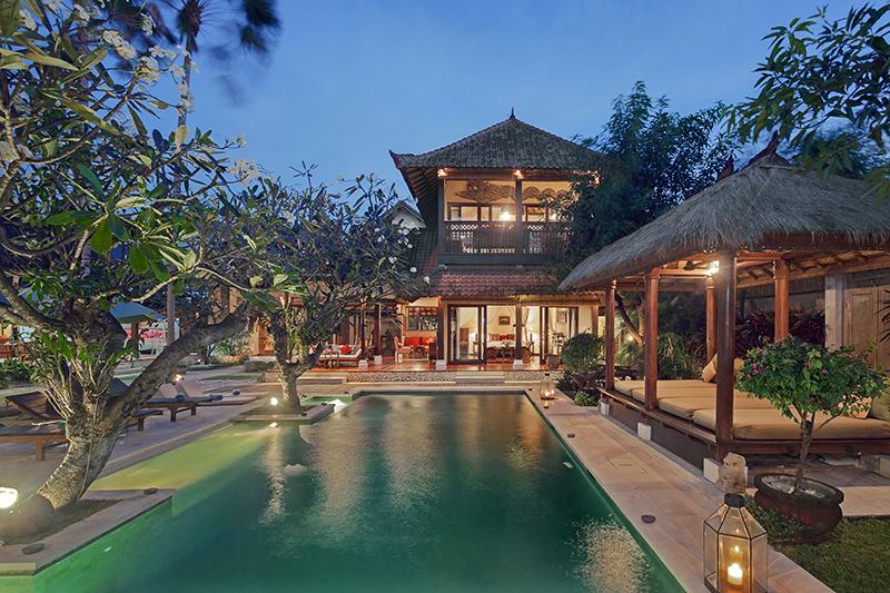 Luxury 6 Bedroom Villa In Seminyak Villas For Rent In Kuta Bali Indonesia