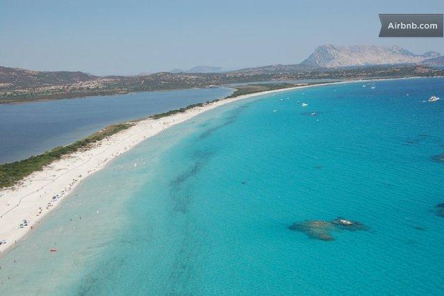 Blue sardinia in budoni center in budoni for Sardegna budoni spiagge
