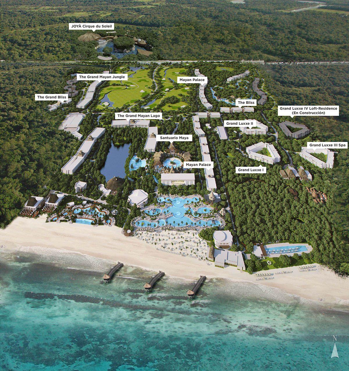 mayan palace cancun map Mayan Palace Master Room Vidanta Riviera Maya Resorts For Rent In Playa Del Carmen Quintana Roo Mexico mayan palace cancun map