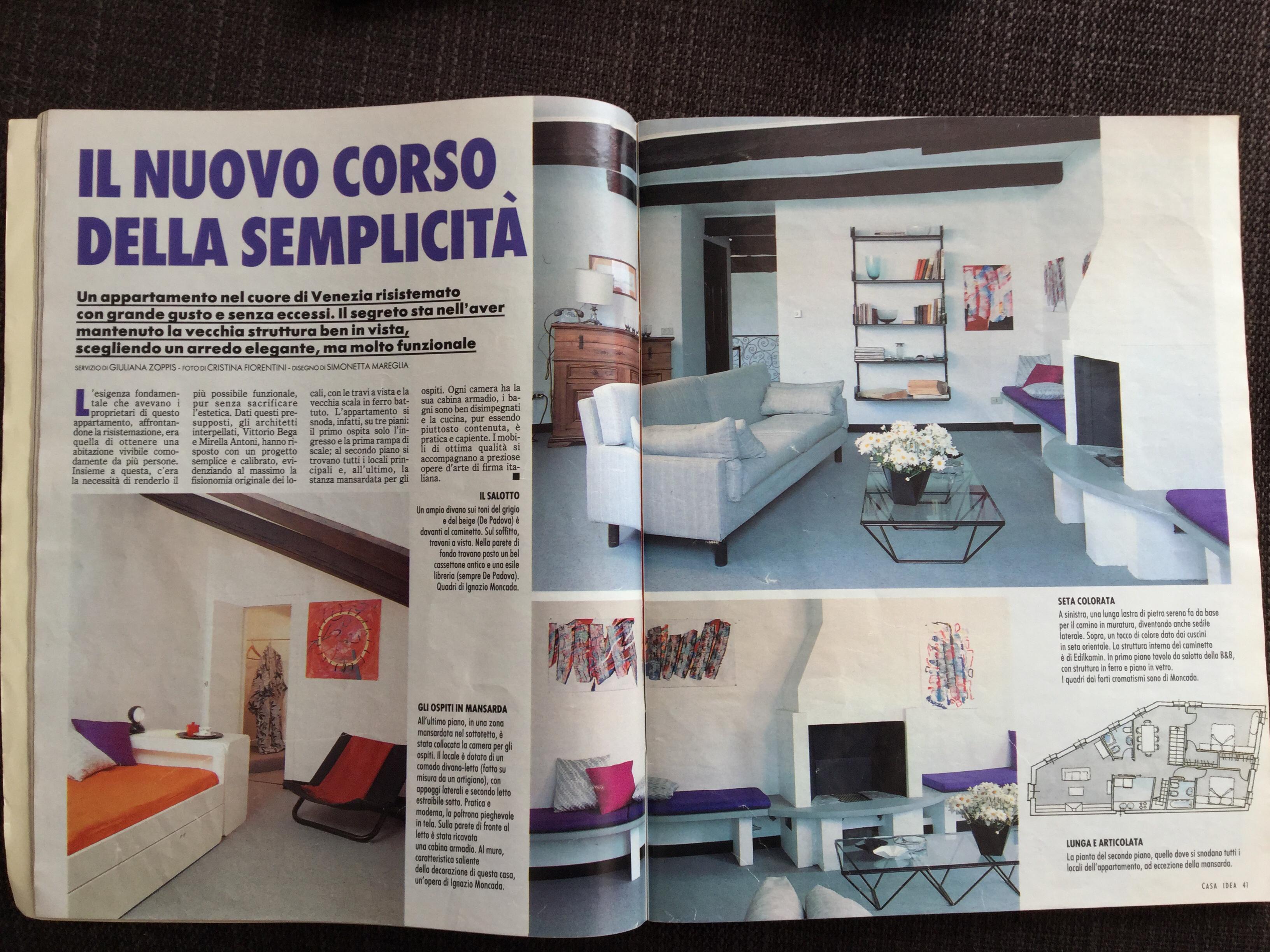 Parete Ferro E Vetro la corte dei baloni, in the heart of venice. - apartments
