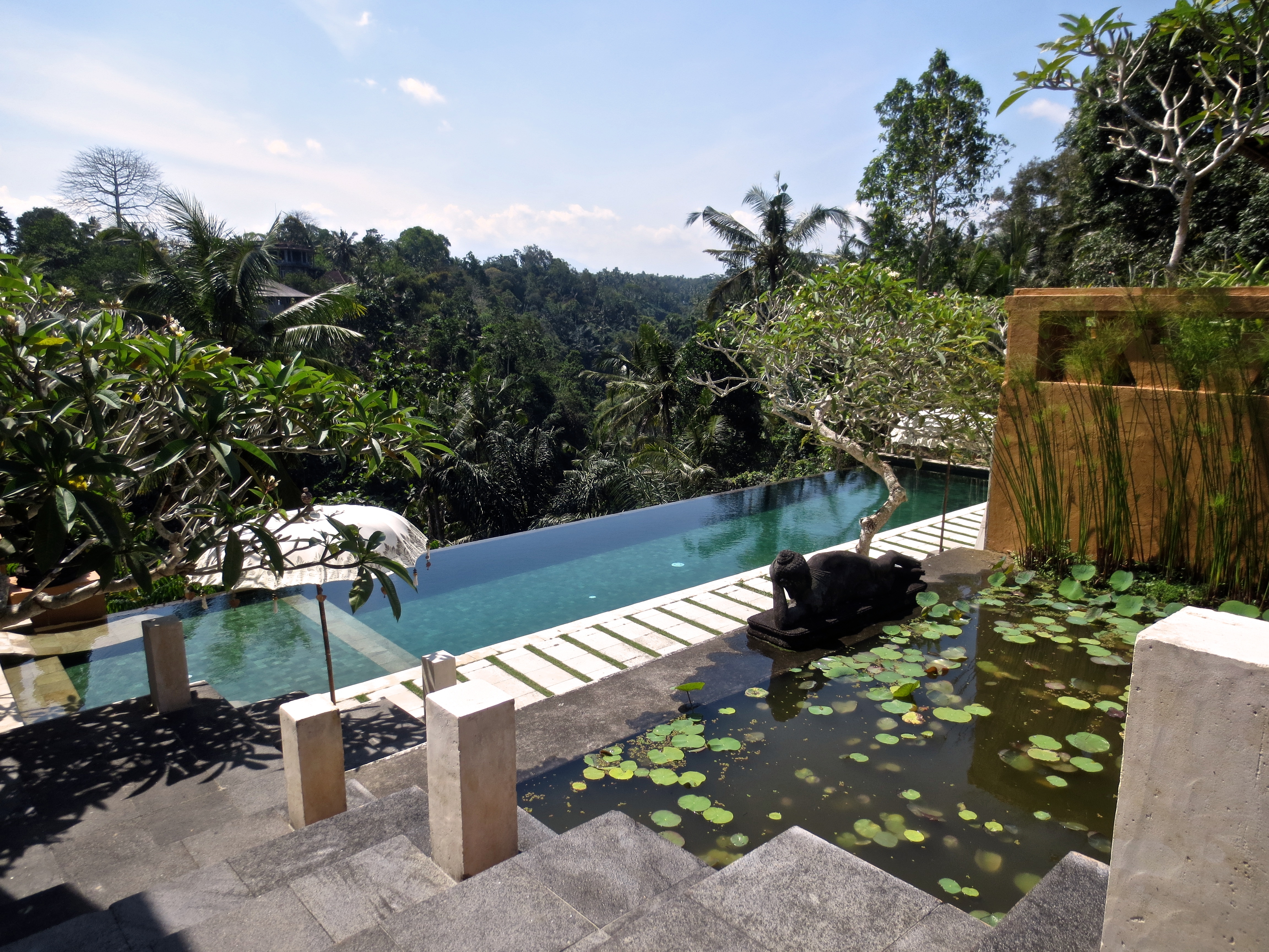 Sunset Hill Ubud Villa Bed And Breakfasts For Rent In Ubud Bali Indonesia