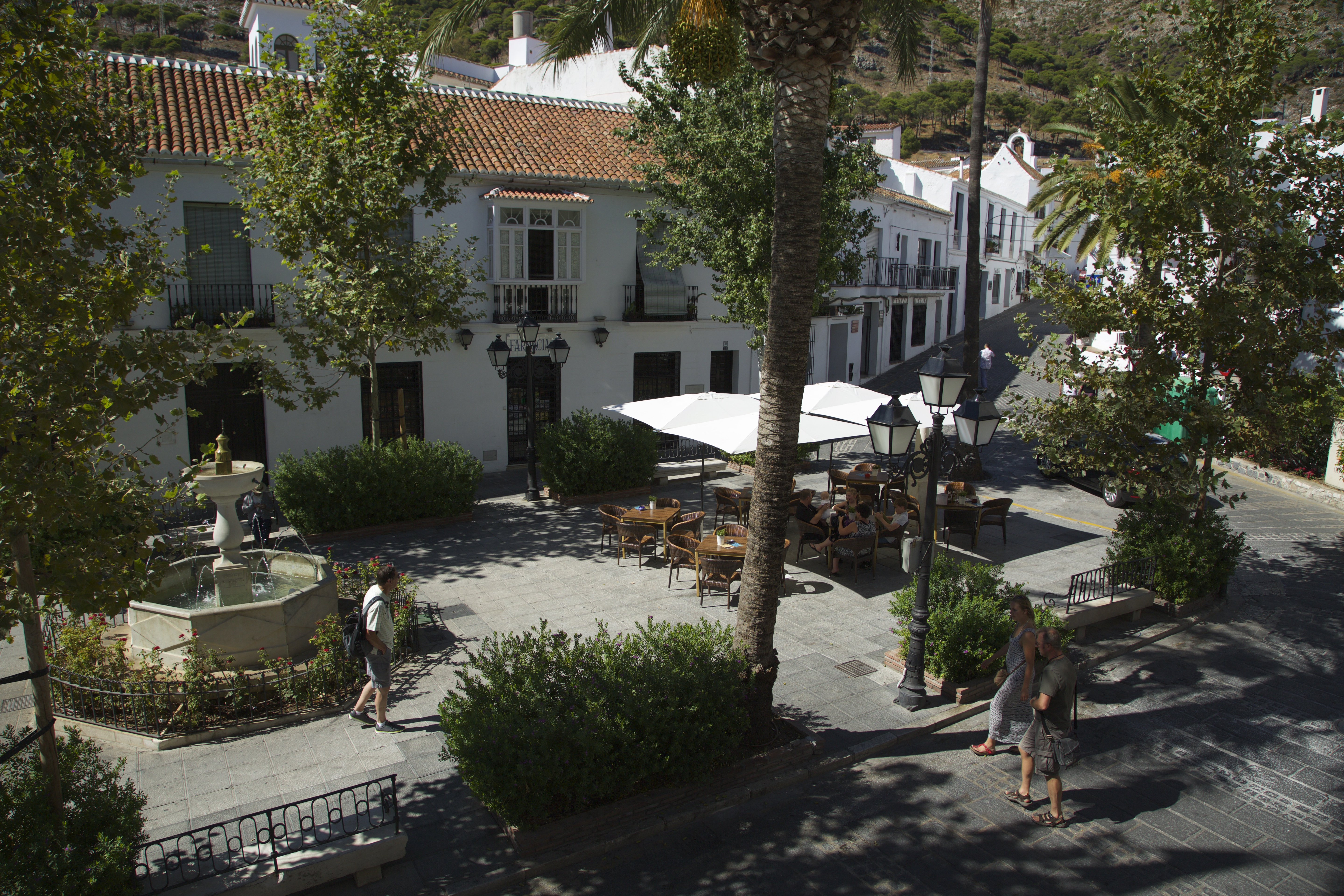 Beautiful Mijas Pueblo Townhouse With Sea Views Townhouses For Rent In Mijas Andalucia Spain