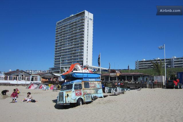 Ferienwohnungen und privatunterk nfte in zandvoort airbnb for Zimmer zandvoort