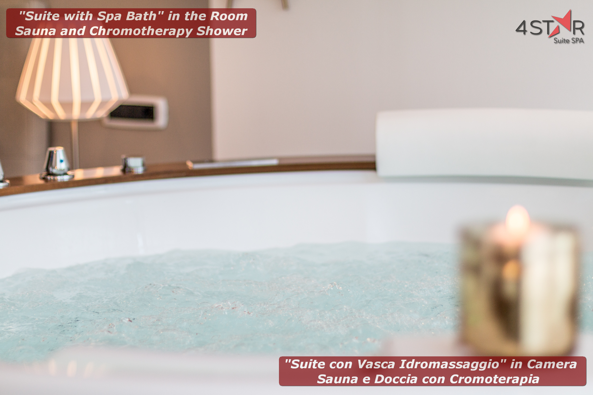 Suite With Spa Bath And Sauna 4starbologna Com Apartments For Rent In Bologna Emilia Romagna Italy