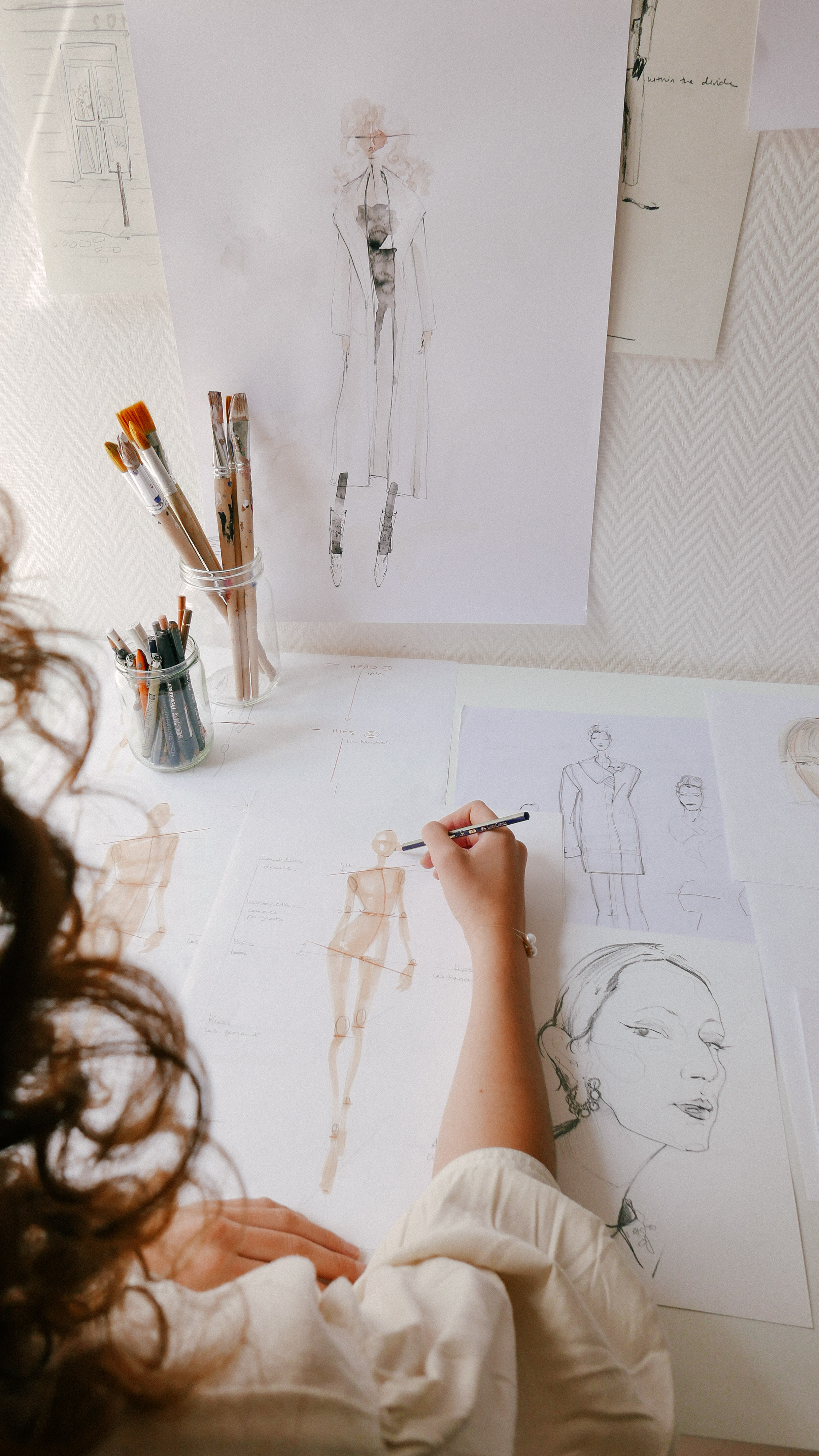 Learn Fashion Illustration In Paris Airbnb