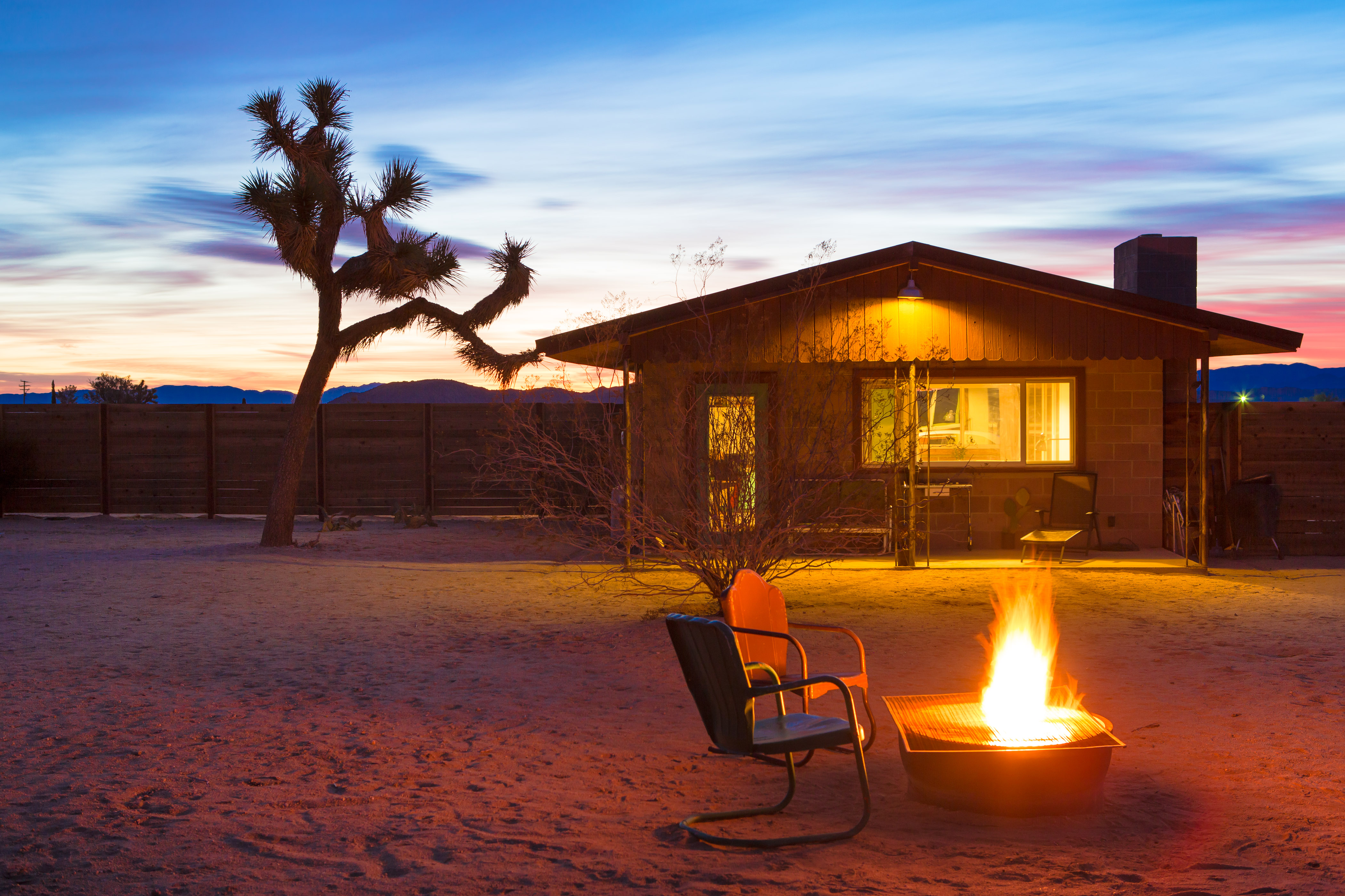 Joshua Tree 1954 Homestead Cabin Cabins For Rent In Joshua Tree California United States