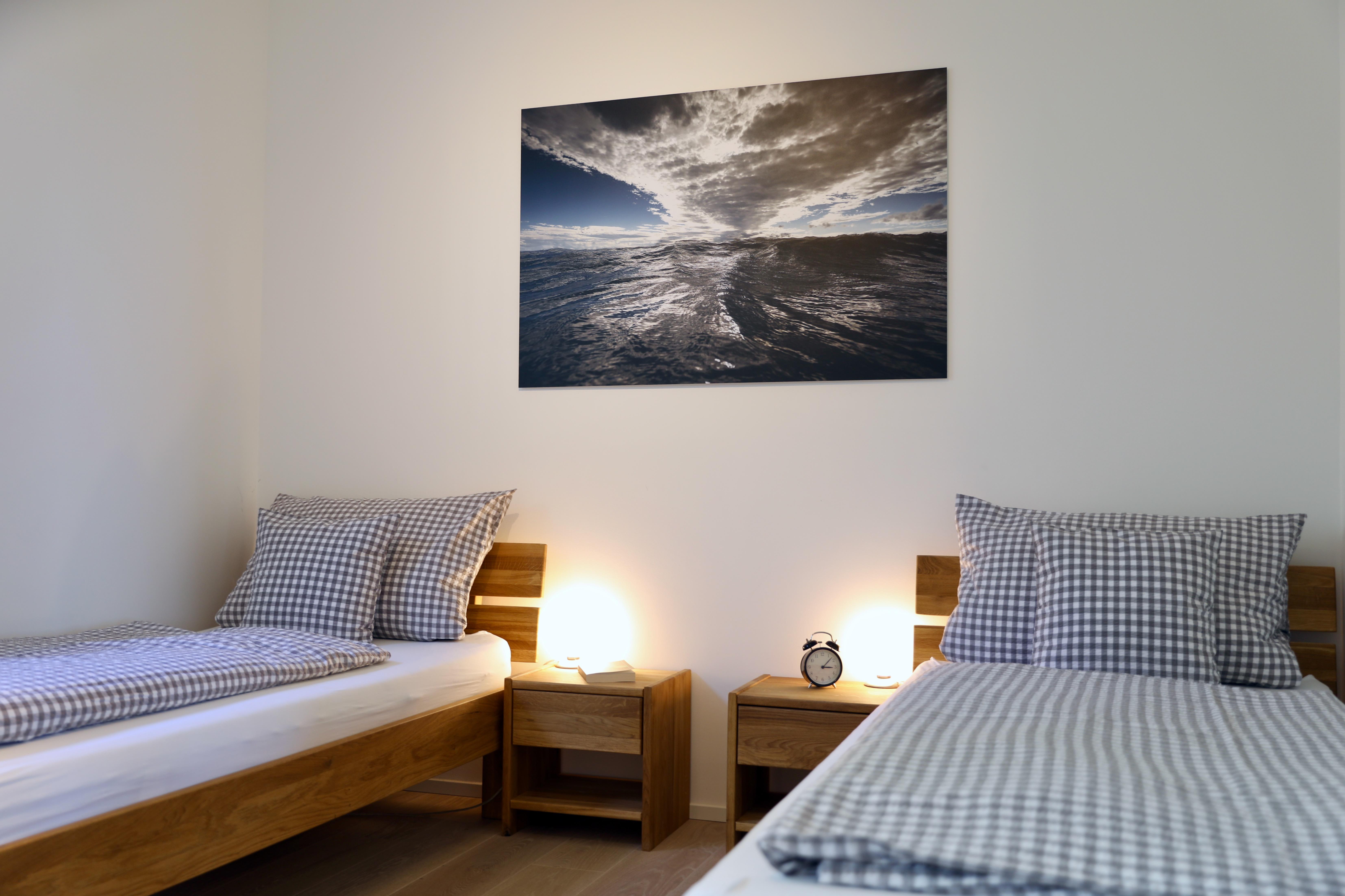 Ferienwohnung mit Seeblick - modern & komfortabel - Departamentos