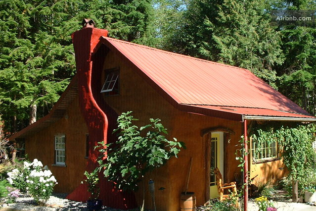 Cozy Cabin In The Woods Peaceful In Sedro Woolley