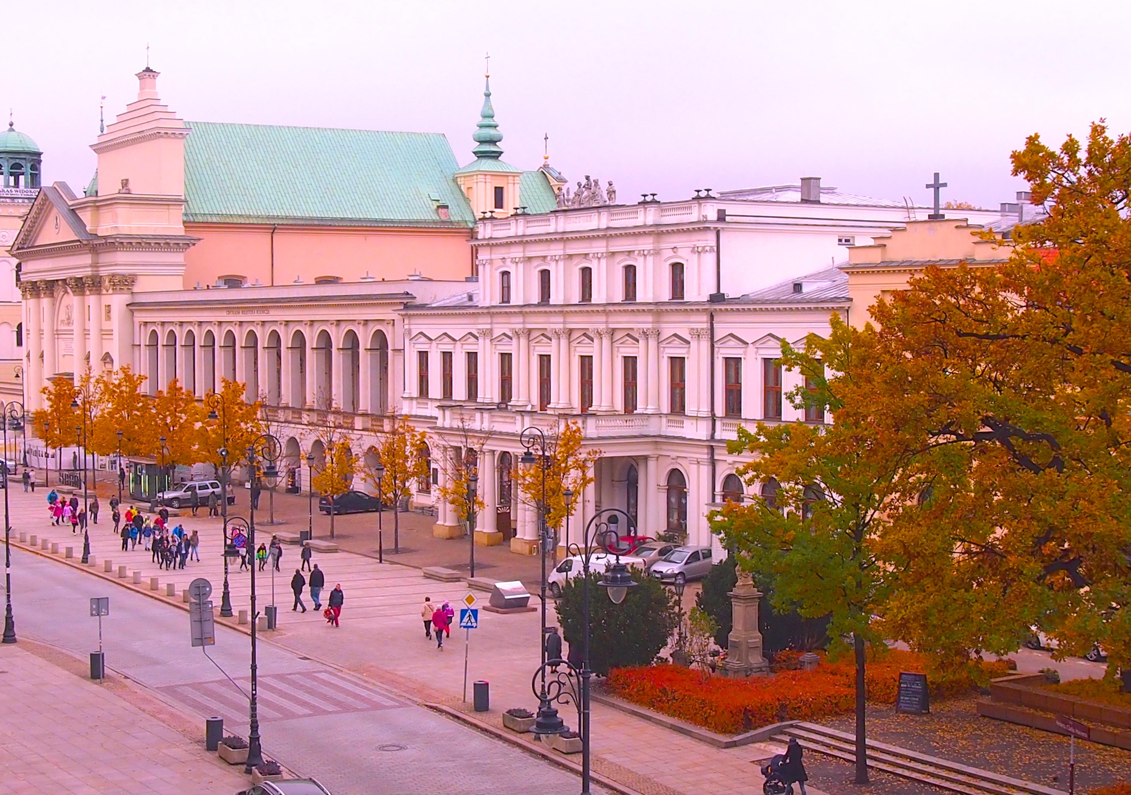 الطريق الملكي في وارسو