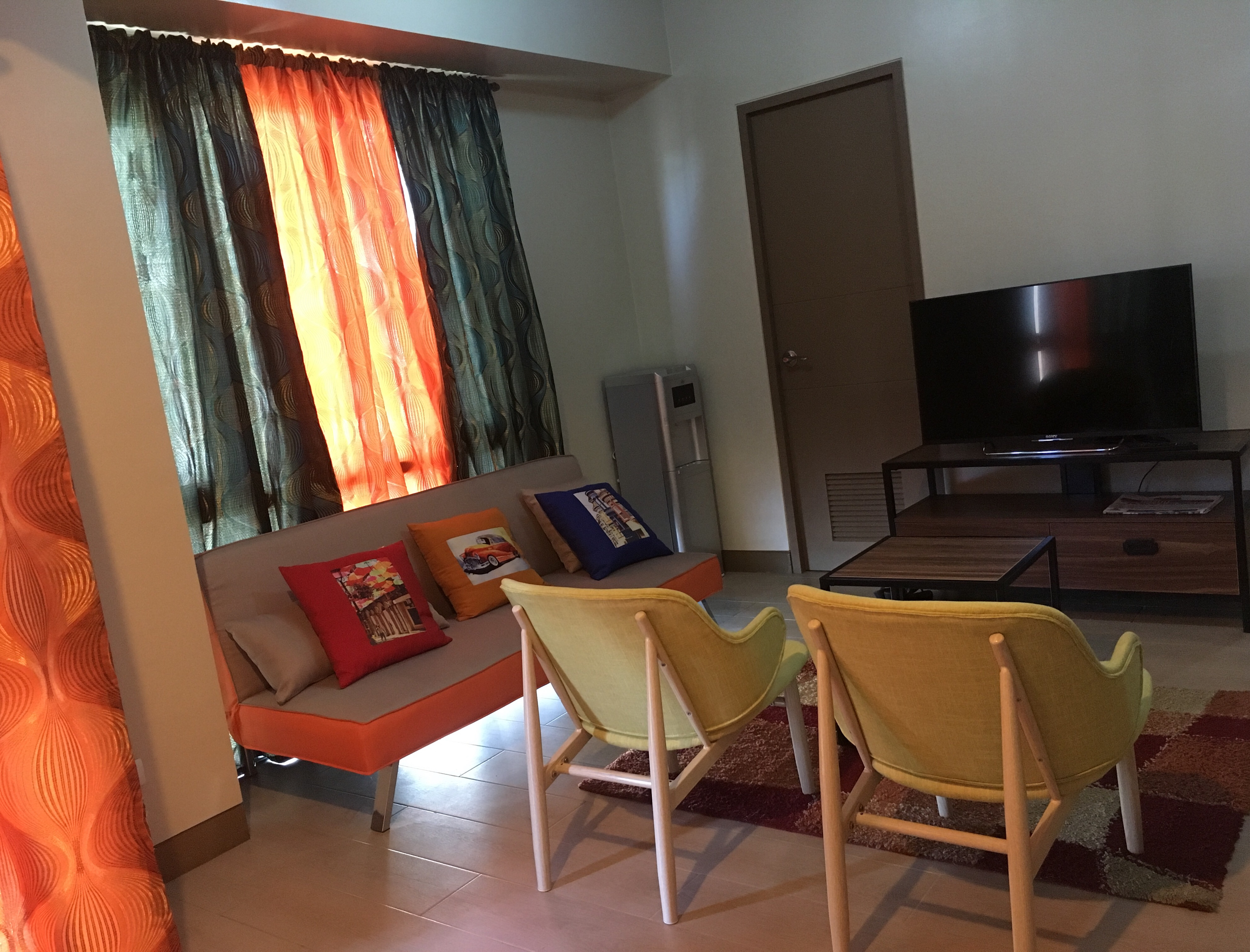 A Cozy Homey Studio Type Condo Unit At Naia 3 Apartments For Rent In Pasay Ncr Philippines