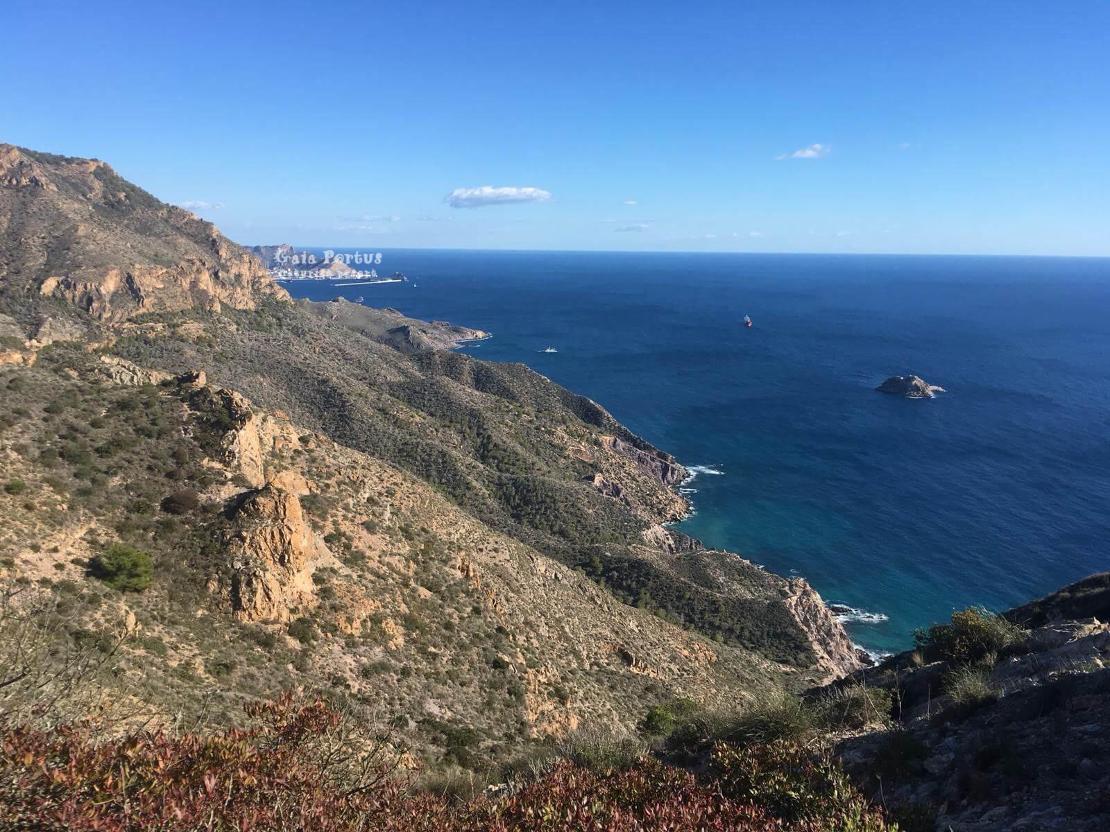 Private Naturist Cabin El Portús Beach Houses For Rent In Cartagena Región De Murcia Spain