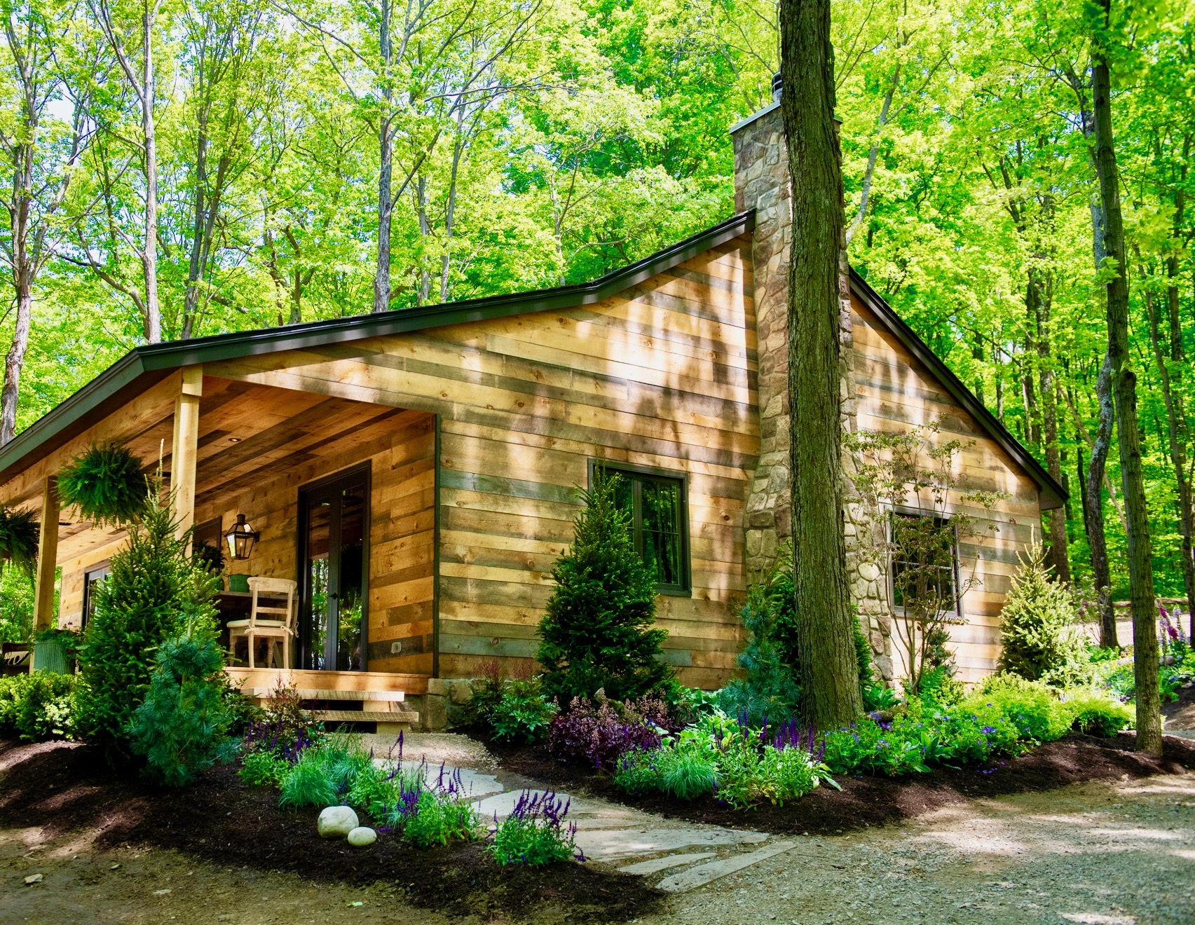 The Lodge At June Farms Cabins For Rent In West Sand Lake New York United States