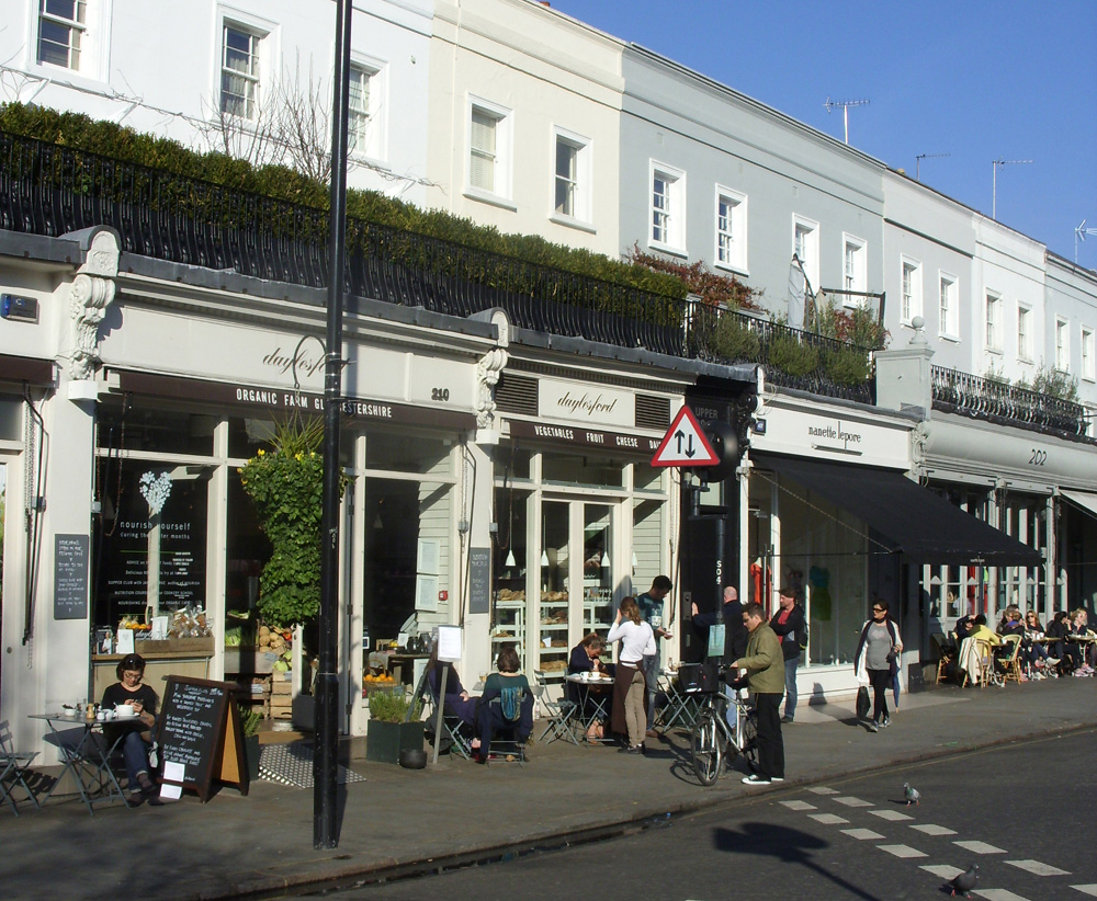 Notting Hill Ladbroke Grove cosy apartment, close to everywhere - flats for rent in